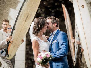 Le mariage de Natacha et Titouan