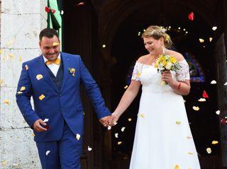 Le mariage de Nelly et Florian