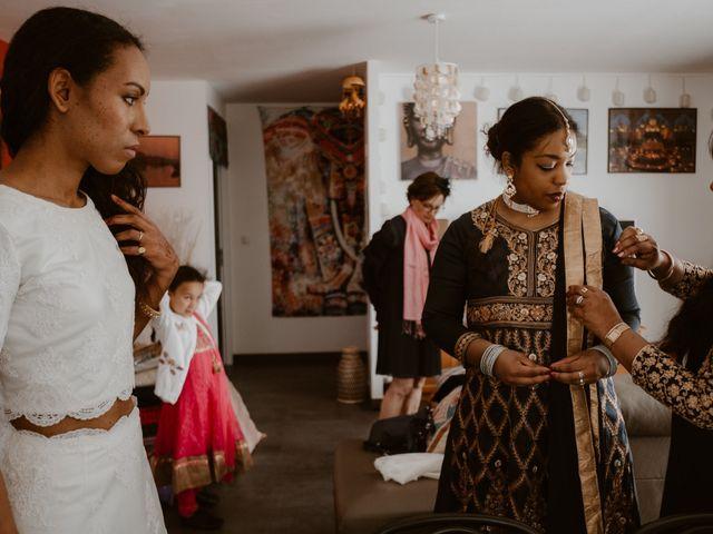 Le mariage de Xavier et Babita à Notre-Dame-des-Landes, Loire Atlantique 12