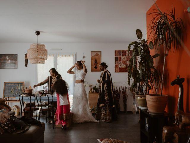 Le mariage de Xavier et Babita à Notre-Dame-des-Landes, Loire Atlantique 18