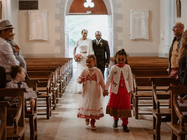 Le mariage de Xavier et Babita à Notre-Dame-des-Landes, Loire Atlantique 23