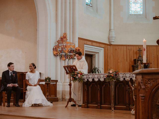 Le mariage de Xavier et Babita à Notre-Dame-des-Landes, Loire Atlantique 28