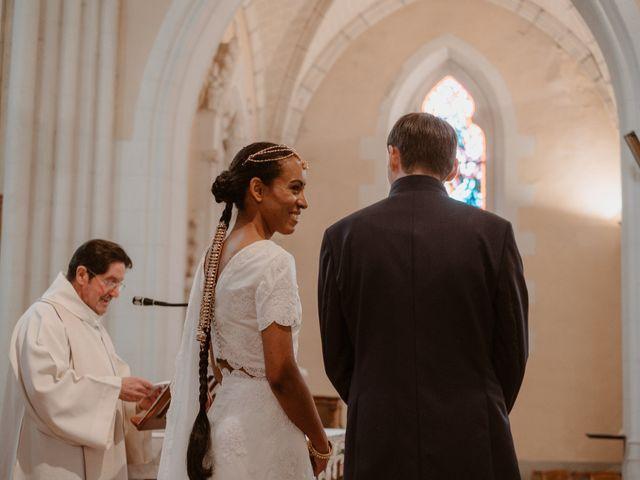 Le mariage de Xavier et Babita à Notre-Dame-des-Landes, Loire Atlantique 31