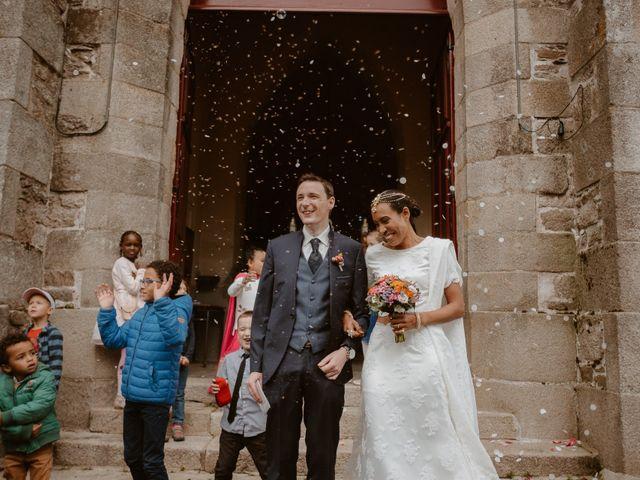 Le mariage de Xavier et Babita à Notre-Dame-des-Landes, Loire Atlantique 36