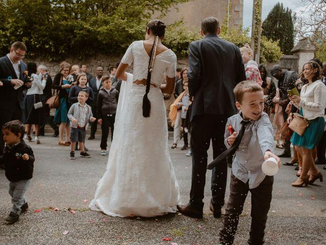 Le mariage de Xavier et Babita à Notre-Dame-des-Landes, Loire Atlantique 37