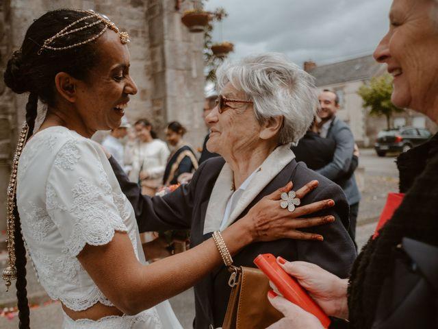 Le mariage de Xavier et Babita à Notre-Dame-des-Landes, Loire Atlantique 39