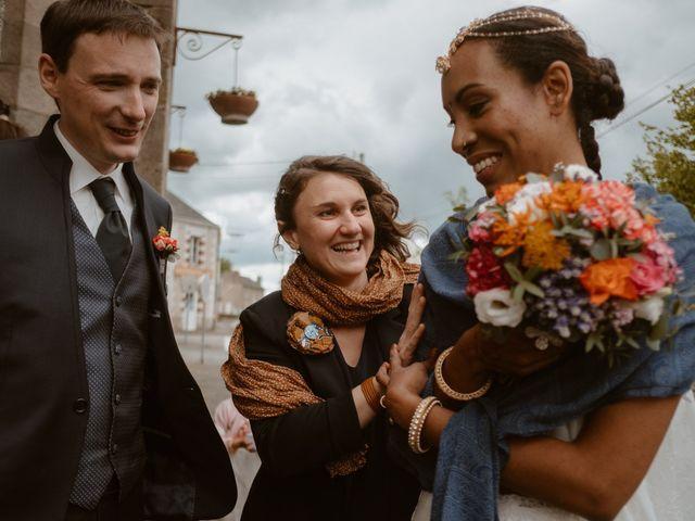 Le mariage de Xavier et Babita à Notre-Dame-des-Landes, Loire Atlantique 45