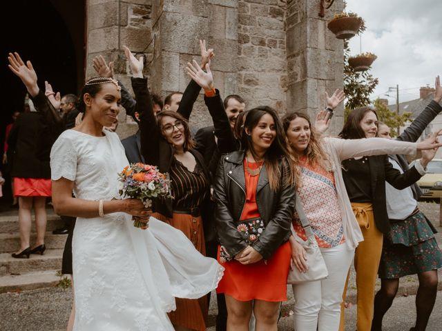 Le mariage de Xavier et Babita à Notre-Dame-des-Landes, Loire Atlantique 49