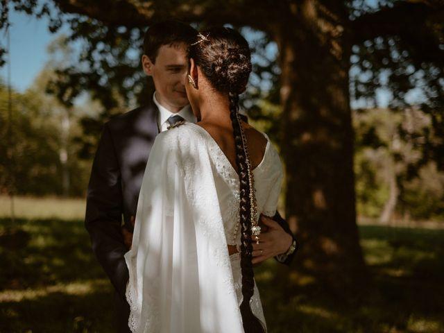 Le mariage de Xavier et Babita à Notre-Dame-des-Landes, Loire Atlantique 58