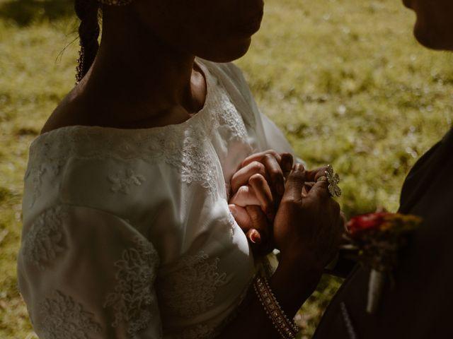 Le mariage de Xavier et Babita à Notre-Dame-des-Landes, Loire Atlantique 59