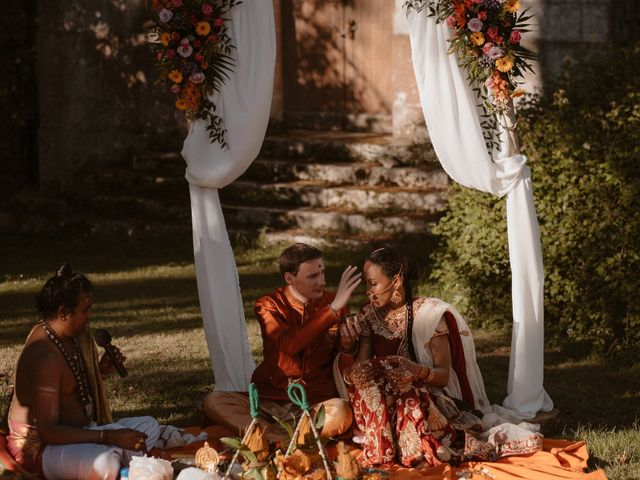 Le mariage de Xavier et Babita à Notre-Dame-des-Landes, Loire Atlantique 94