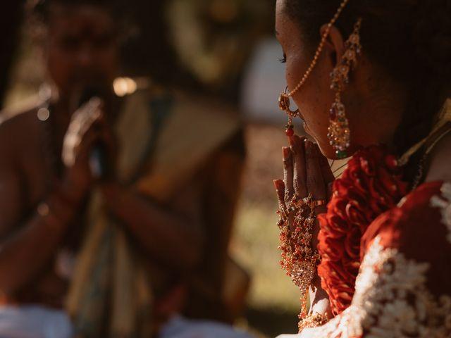 Le mariage de Babita et Xavier
