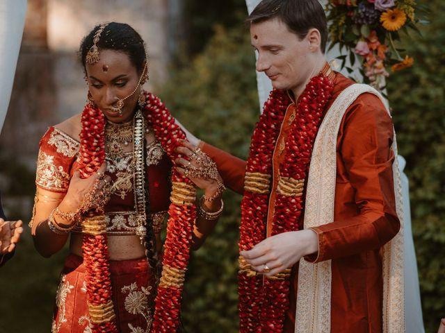 Le mariage de Xavier et Babita à Notre-Dame-des-Landes, Loire Atlantique 107