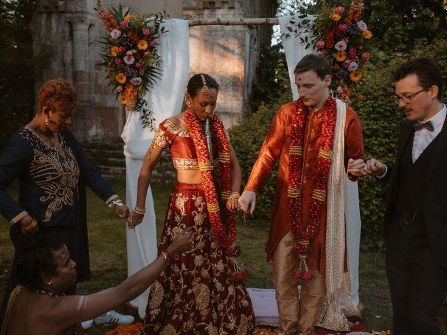 Le mariage de Xavier et Babita à Notre-Dame-des-Landes, Loire Atlantique 108