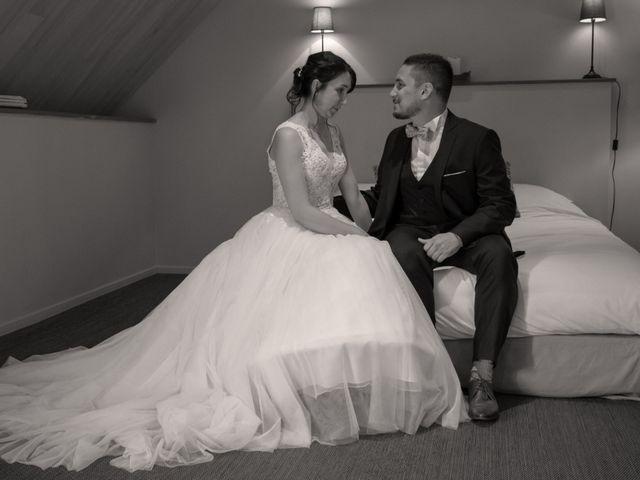 Le mariage de Dimitri et Jessica à Mer, Loir-et-Cher 1
