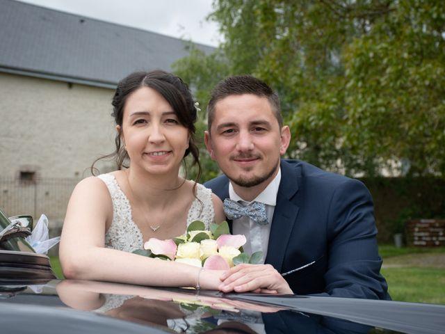 Le mariage de Dimitri et Jessica à Mer, Loir-et-Cher 2