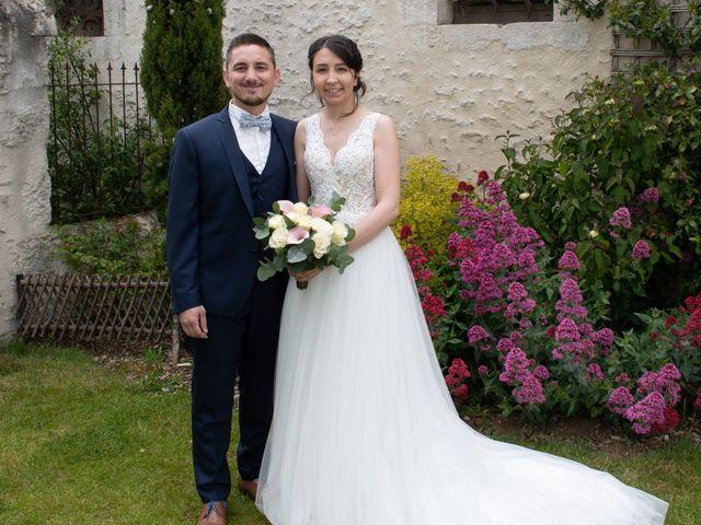 Le mariage de Dimitri et Jessica à Mer, Loir-et-Cher 9