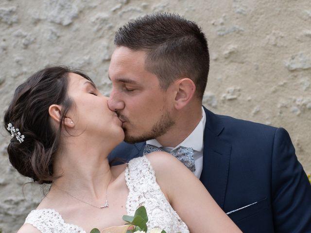 Le mariage de Dimitri et Jessica à Mer, Loir-et-Cher 10