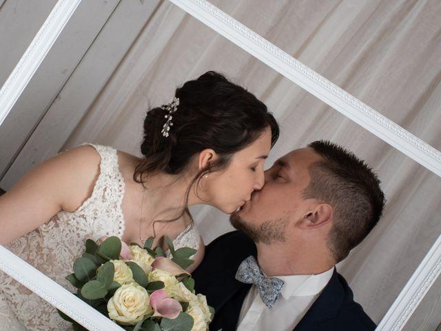 Le mariage de Dimitri et Jessica à Mer, Loir-et-Cher 11