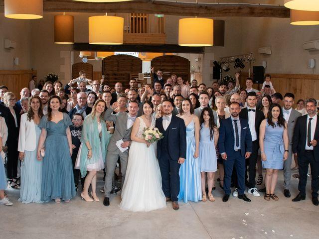 Le mariage de Dimitri et Jessica à Mer, Loir-et-Cher 32