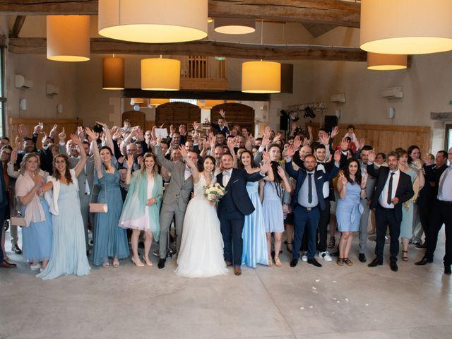 Le mariage de Dimitri et Jessica à Mer, Loir-et-Cher 33