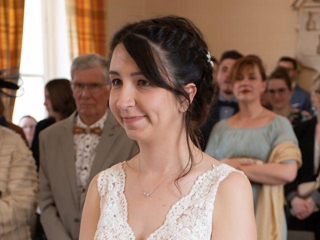 Le mariage de Dimitri et Jessica à Mer, Loir-et-Cher 41