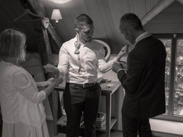 Le mariage de Dimitri et Jessica à Mer, Loir-et-Cher 52