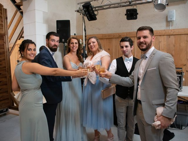Le mariage de Dimitri et Jessica à Mer, Loir-et-Cher 55