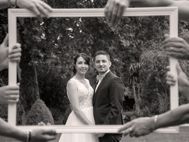 Le mariage de Dimitri et Jessica à Mer, Loir-et-Cher 62