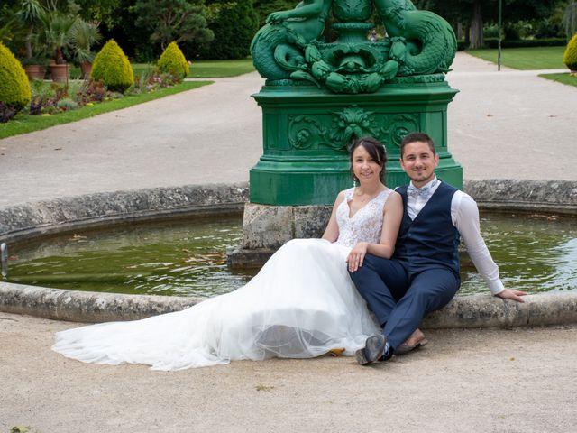 Le mariage de Dimitri et Jessica à Mer, Loir-et-Cher 72