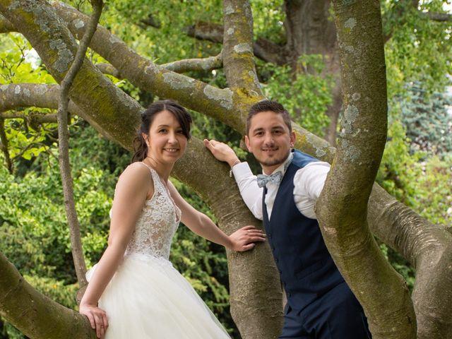 Le mariage de Dimitri et Jessica à Mer, Loir-et-Cher 74