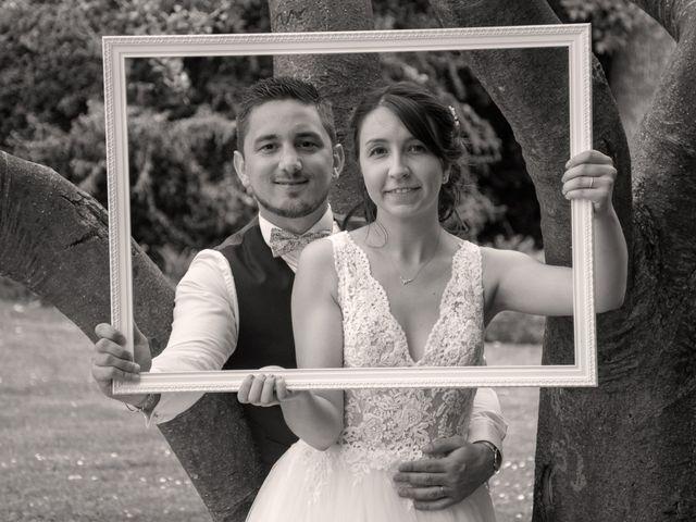 Le mariage de Dimitri et Jessica à Mer, Loir-et-Cher 75