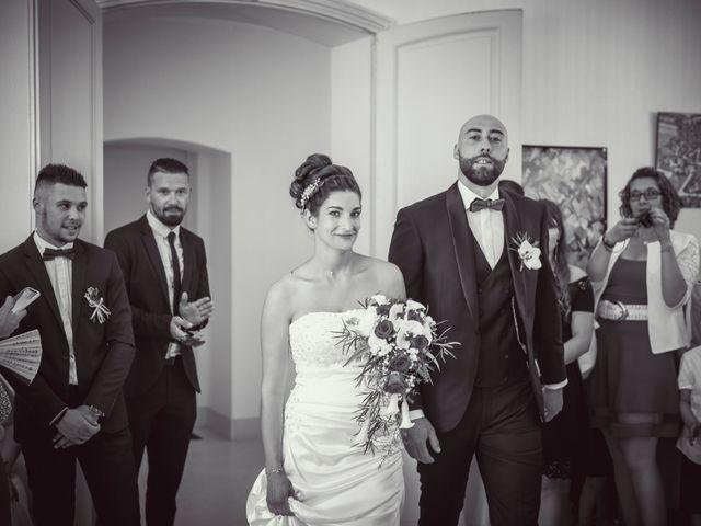 Le mariage de Kevin et Mylène à Chitry, Yonne 12