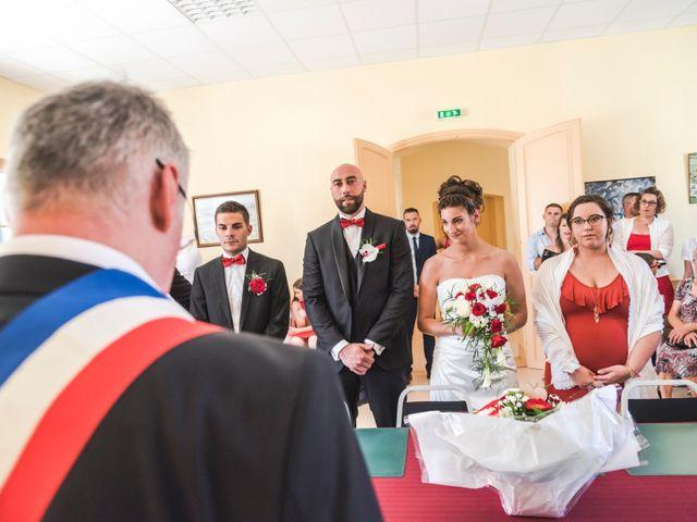 Le mariage de Kevin et Mylène à Chitry, Yonne 13