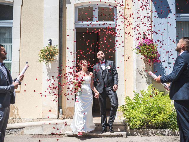 Le mariage de Kevin et Mylène à Chitry, Yonne 14