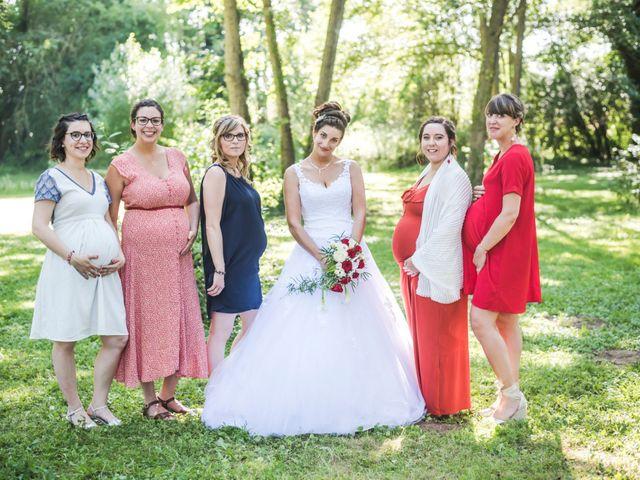 Le mariage de Kevin et Mylène à Chitry, Yonne 22