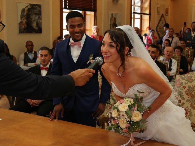 Le mariage de Johan  et Marjorie  à Tournon-sur-Rhône, Ardèche 6