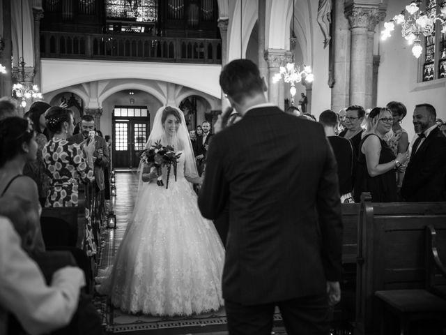Le mariage de David et Valentine à Moineville, Meurthe-et-Moselle 12