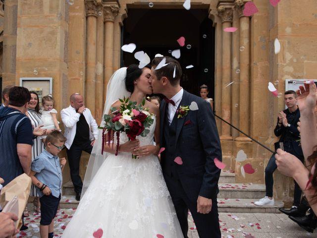 Le mariage de David et Valentine à Moineville, Meurthe-et-Moselle 15