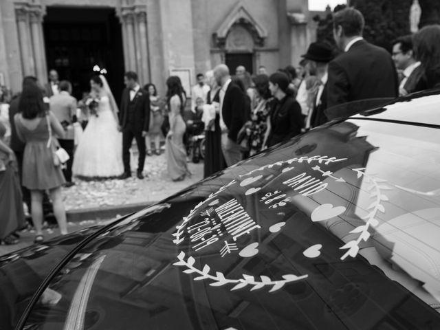 Le mariage de David et Valentine à Moineville, Meurthe-et-Moselle 16