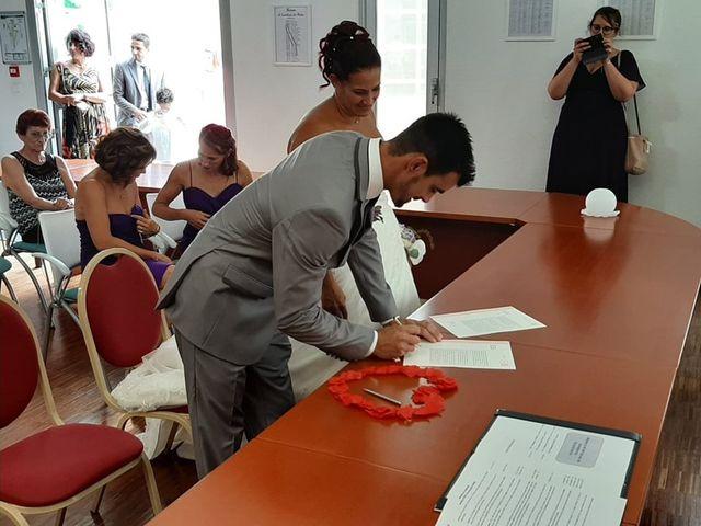 Le mariage de Jonathan et Emmanuelle à Castelnau-de-Médoc, Gironde 7