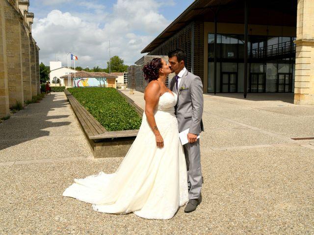 Le mariage de Jonathan et Emmanuelle à Castelnau-de-Médoc, Gironde 1