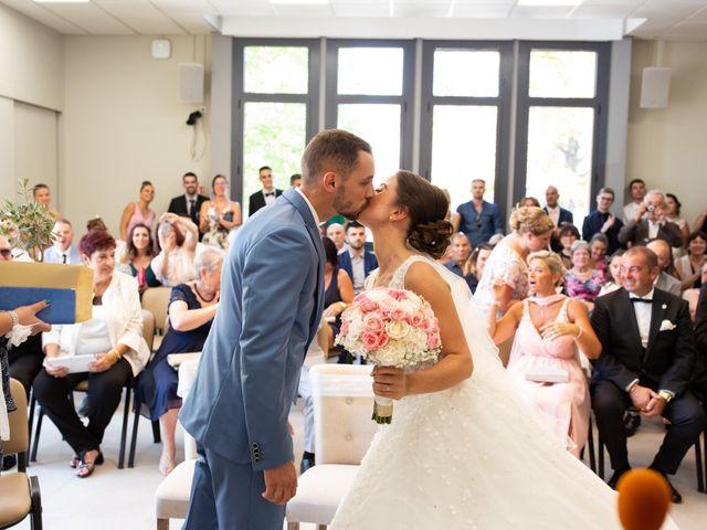 Le mariage de Jérémy et Aurélie à Bouc-Bel-Air, Bouches-du-Rhône 21