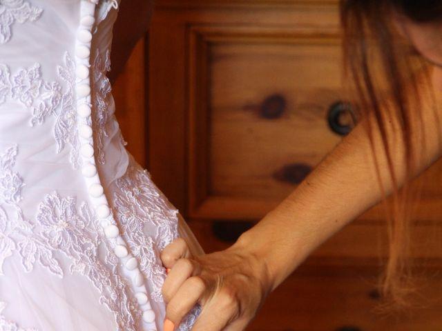 Le mariage de Thomas et Julie à Galgon, Gironde 7