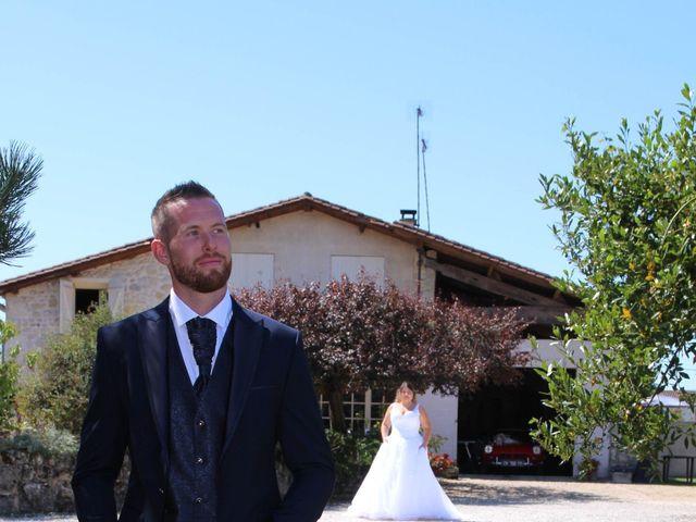 Le mariage de Thomas et Julie à Galgon, Gironde 8