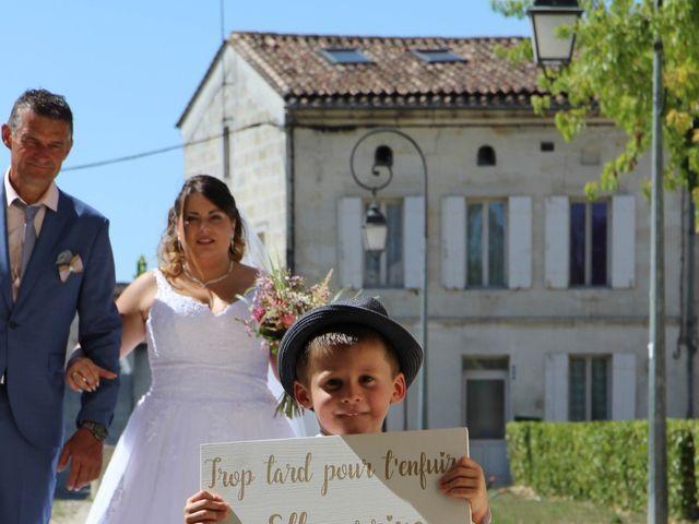 Le mariage de Thomas et Julie à Galgon, Gironde 21