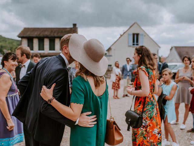 Le mariage de Maxime et Isabelle à Vétheuil, Val-d'Oise 7
