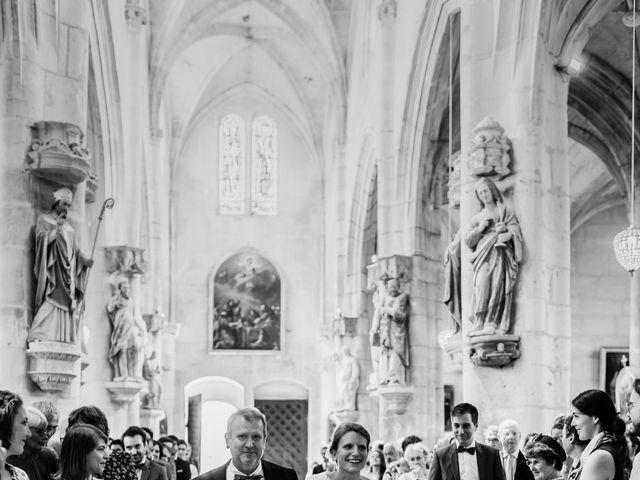 Le mariage de Maxime et Isabelle à Vétheuil, Val-d'Oise 9