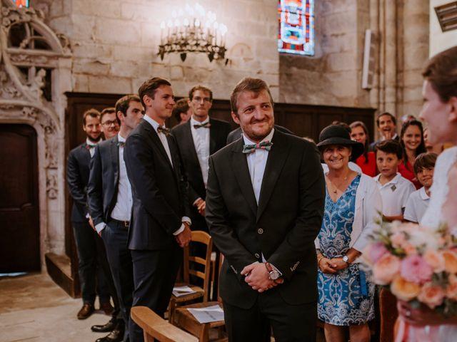 Le mariage de Maxime et Isabelle à Vétheuil, Val-d'Oise 10