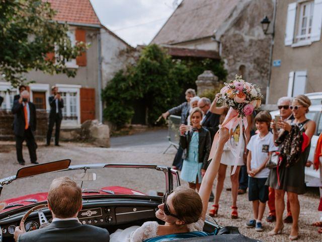 Le mariage de Maxime et Isabelle à Vétheuil, Val-d'Oise 12